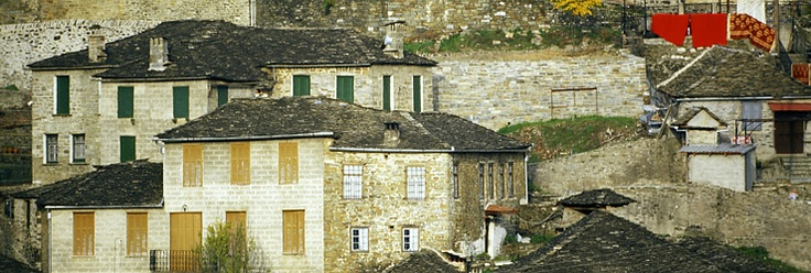 Aristi built at a height of 650m. above sea level.  The village, preserve the ancient, rich cultural tradition of Epirus.