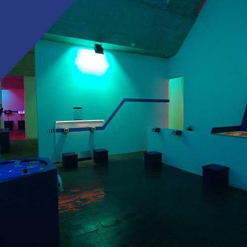 Neu! GameScienceCenter Berlin - Das Zukunfts-Museum