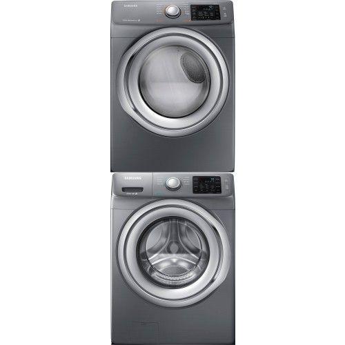 Samsung stackable washer/dryer