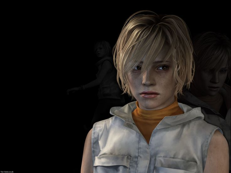 Heather Mason- Silent Hill 3: Games Silent, Videos Games, Silent Hill3, Mason Silent, Art, Classic Games, Clemen Hairstyles, Heather Mason, Silent Hill 3