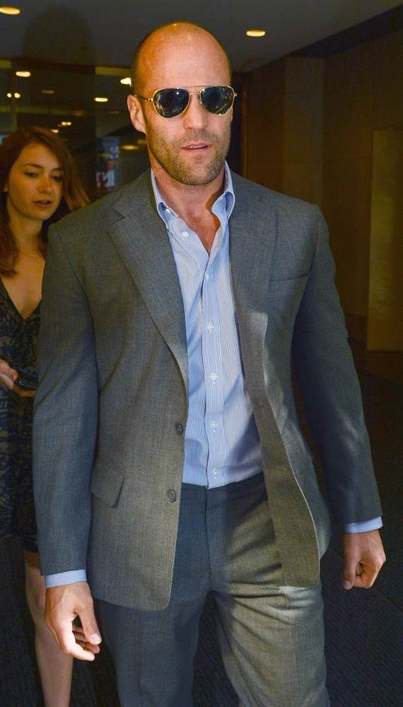 Jason Statham - love that!!! Oh My God!