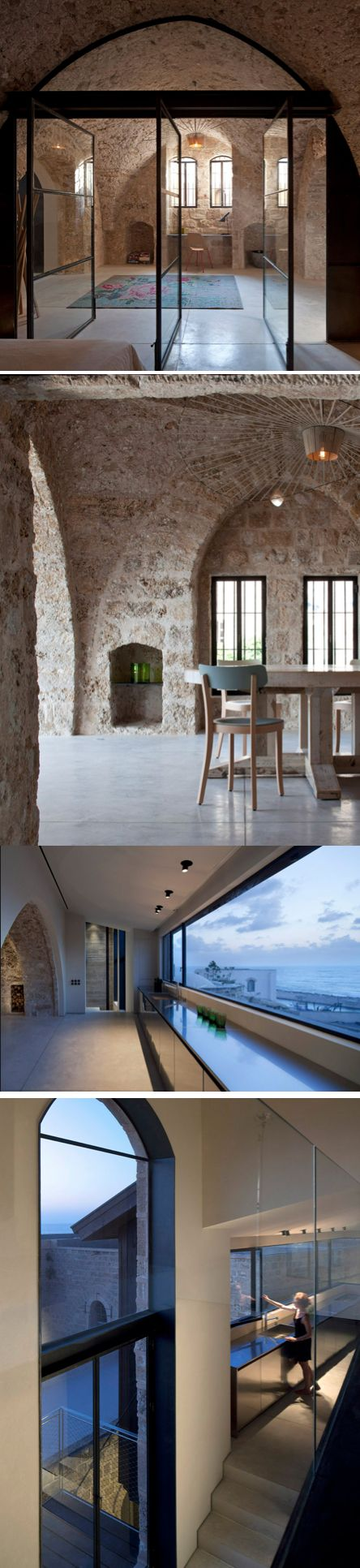 300+ Year-Old House Renovation in Tel Aviv, Israel