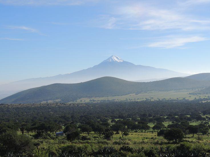 Pico de Orizaba México