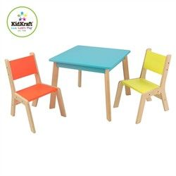 Highlighter Modern Table And Chair Set Kidkraft 26322