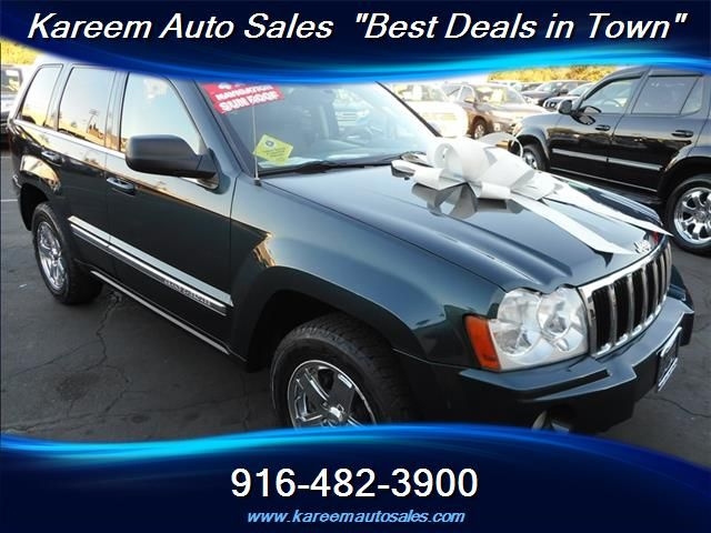 #HellaBargain 2005 Jeep Grand Cherokee Limited 4WD Automatic Sacramento: $10,913.00  www.hellabargain.com