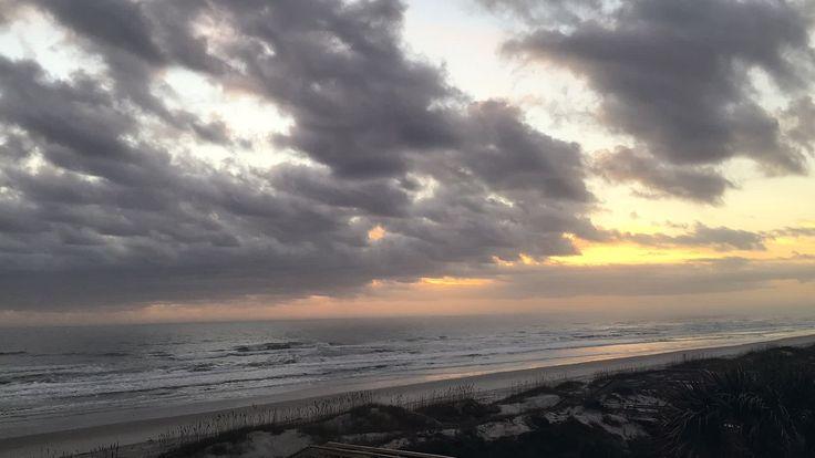 30-second timelapse sunrise video | anastasia island, 21 december 2015  |  https://flic.kr/p/Btbn8d | #sunrise #florida #lovefl