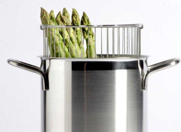 How to cook asparagus - Keitetty parsa, resepti – Ruoka.fi
