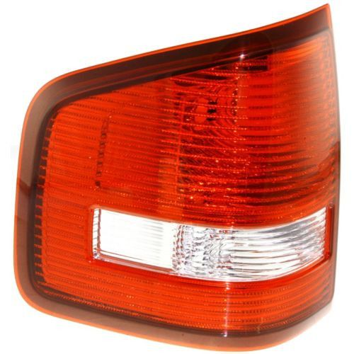 2007-2010 Ford Explorer Tail Lamp LH, Lens And Housing