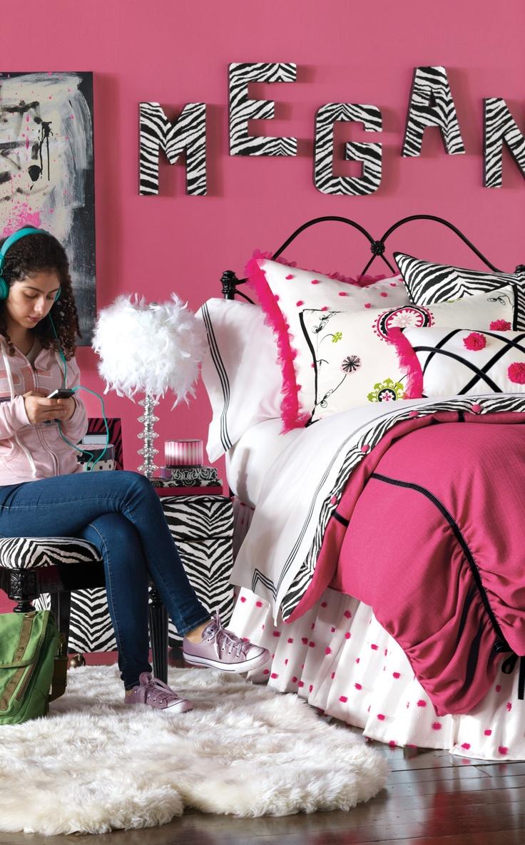 Tallula Girl's Bedding