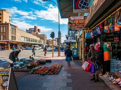 The wonderful coastal city of Durban is filled with markets, friendly faces and interesting buildings, which all make for some delightful cityscapes.