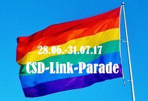 Heute möchte ich alle DIY- und Fotobloggerinnen und -blogger einladen – zur ersten CSD-Link-Parade! Um was geht es? Sicher kennst Du den Christopher-Street-Day (kurz CSD). Der CSD ist ein Fes…