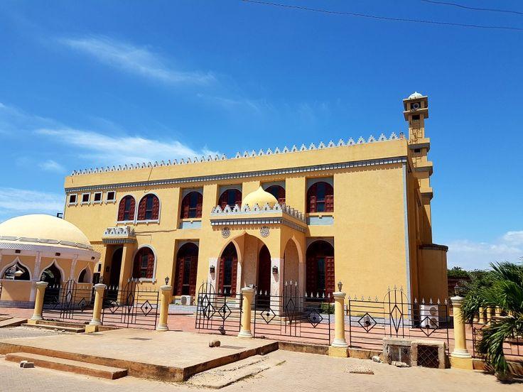 Umm Kulthum mosque Kizingo Mombasa