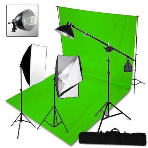 The  Reversible backdrop combined the two MOST Often used colors  Green and  Blue  into one background.