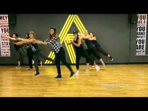 """Silento, """"Watch Me"""" (Whip/Nae Nae)    Choreography Dance Fitness   REFIT® Revolution - YouTube"""
