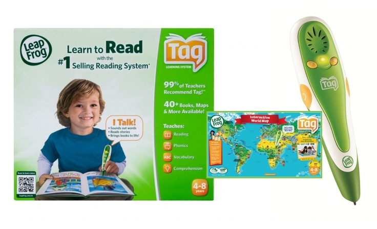 LeapFrog Your Child's Learning as they head Back to School