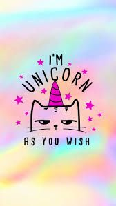 Resultado de imagen para fondos de unicornios tumblr galaxy