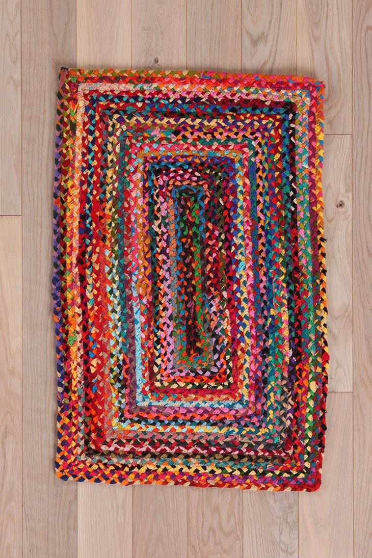 13 best images about braided rugs on pinterest urban for Braided rugs