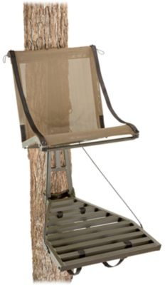 Millennium Treestands M100 Lock-on Hang-on Treestand You can buy at Grabows talk to James for a discount.