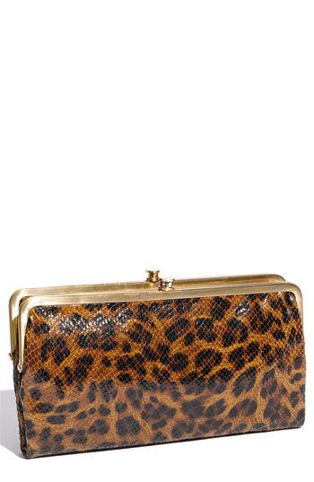 Clutch print leopardo