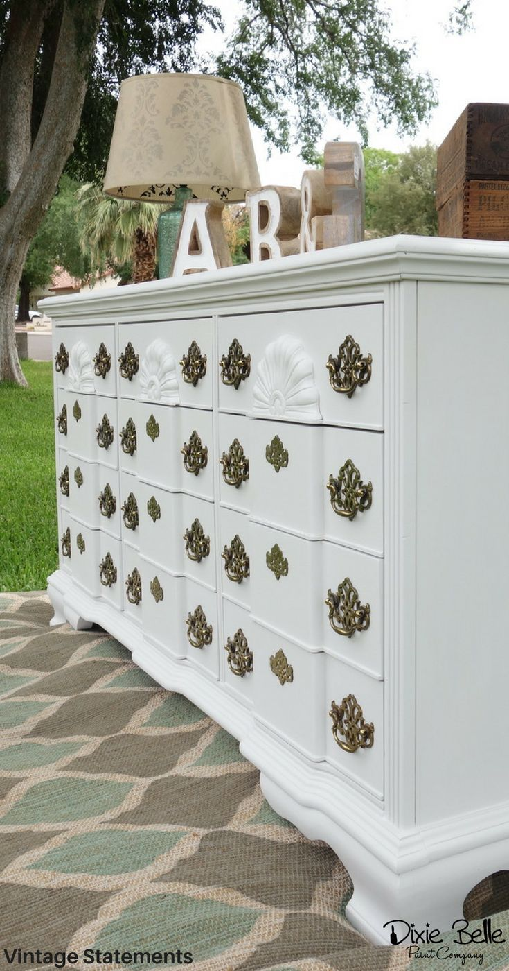 1603 best Amazing White Painted Furniture | Dixie Belle Chalk ...