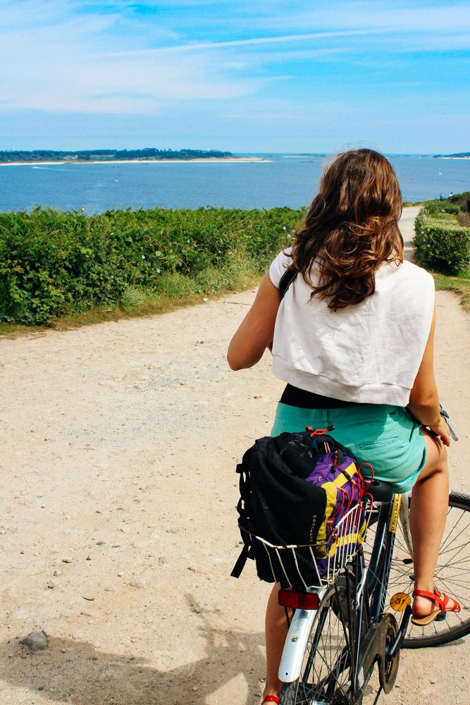 Exploring the Isles of Scilly, a travel guide via thegirloutdoors.co.uk exploring St Mary's by bike