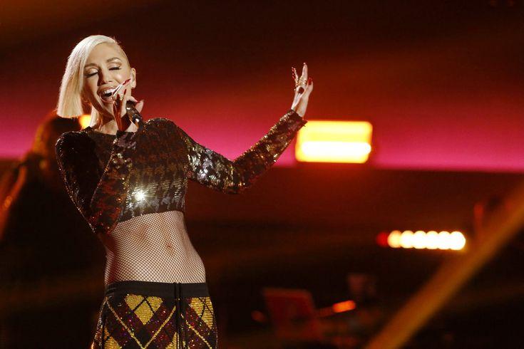Gwen Stefani - The Voice