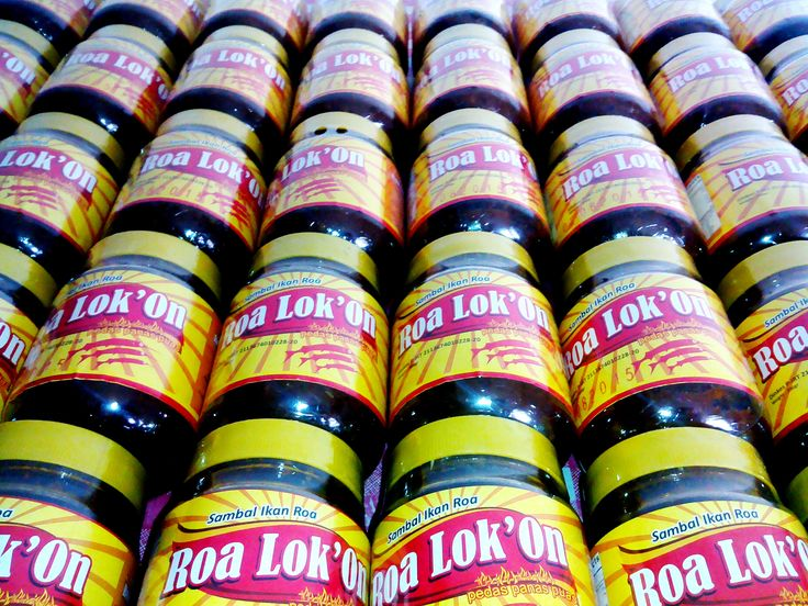 Sambal Roa Lok'ON ,Makes You Never Off