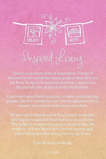 Inspired Living - CarlyMarie | Carly Marie ~ Inspiring ...