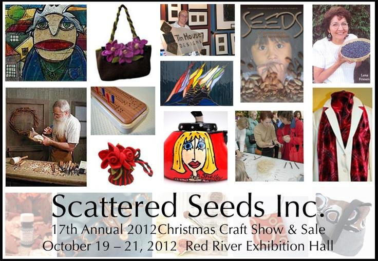 Oct 18-20, 2012  Exhibition Place, Winnipeg