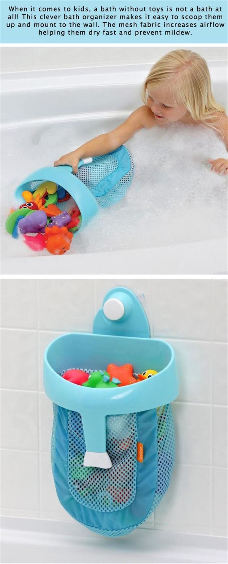 Baby bed bugs in bathroom - Simple Baby Products That Are Borderline Genius 15 Pics