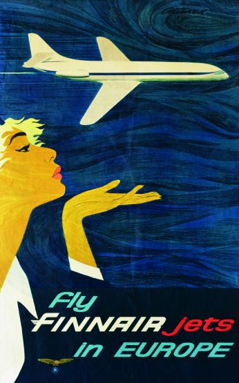 Vintage Finnair