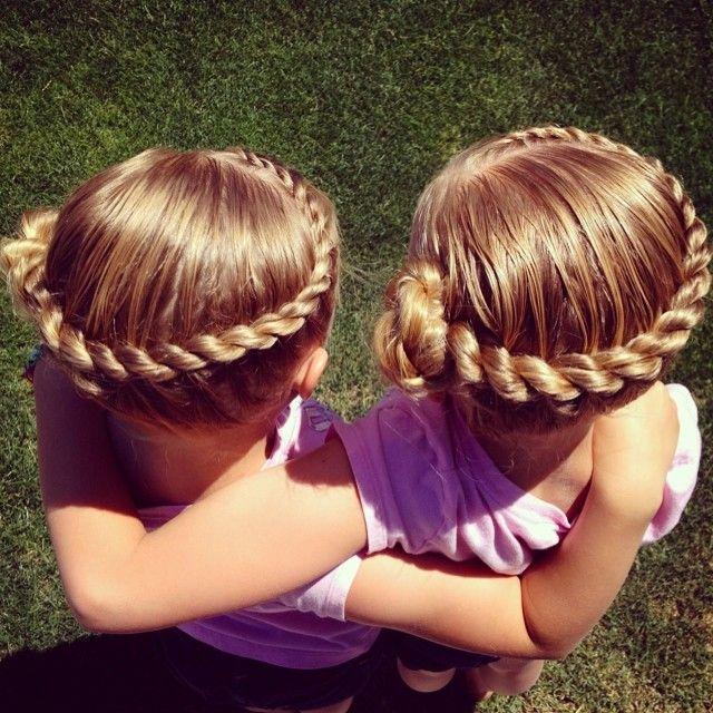 Twinning Hair Art with @jehat