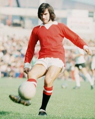 For football fans, BB (Before Beckham), there was George Best