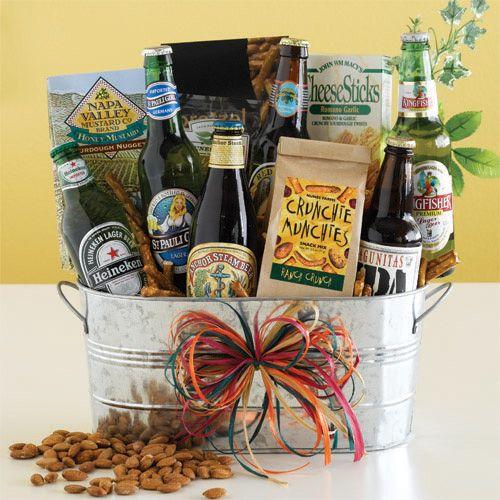 Beer Festival Gift Basket