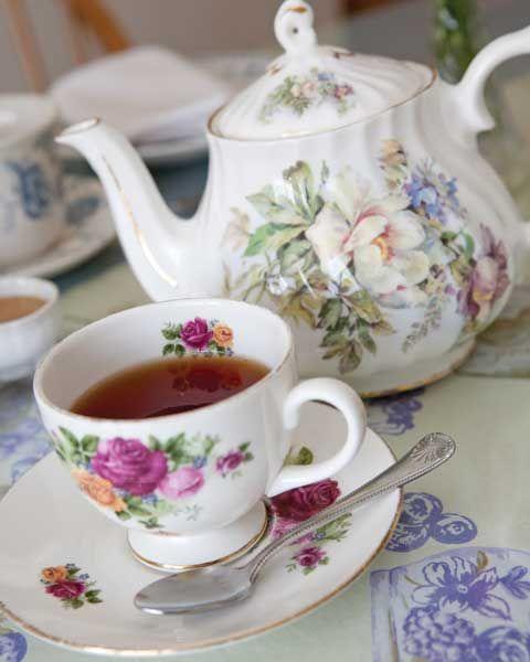 Understanding Tea Blends: Bruce Richardson shares his insight of the varying tea blends.