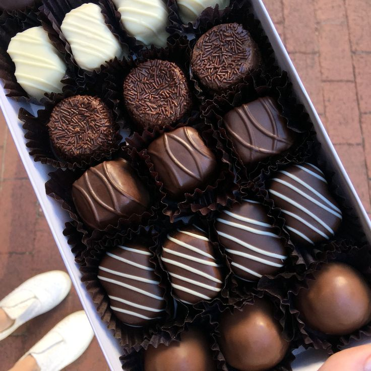 Bliss in a box.... Find yours at our two See's Candies locations in Santa Clarita!
