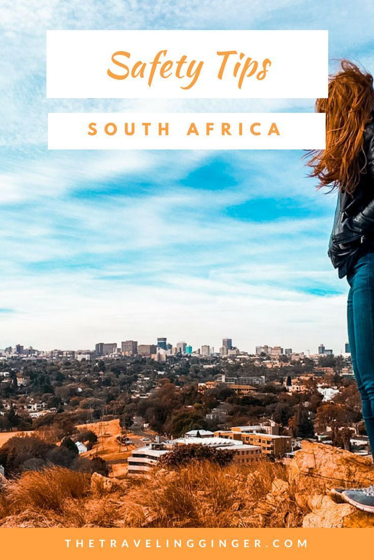 Stay safe while traveling to South Africa with these safety tips. This post is full of tips to stay safe in South Africa. Pin this guide for how to travels safely in South Africa. #southafricatravel #traveltosouthafrica #southafricaroadtrip #safetravels