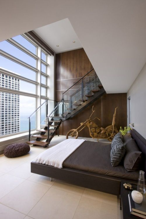 Olympia Center Penthouse Has Been Designed By Interior Design Firm James Thomas Situated In Chicago