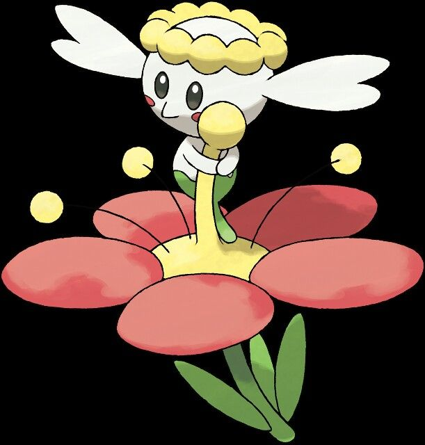 Flabebe | Pokemon X & Y | Pinterest
