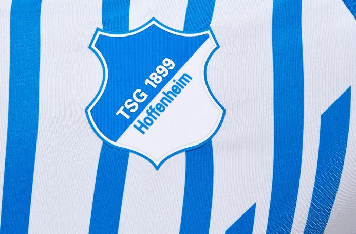 Football Shirts - Lotto TSG 1899 Hoffenheim 15/16 Home Jersey ...