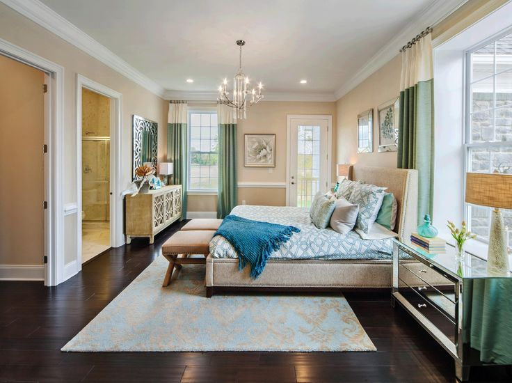 113 Best Bedrooms Images On Pinterest Toll Brothers Luxury Homes And Master Bedroom