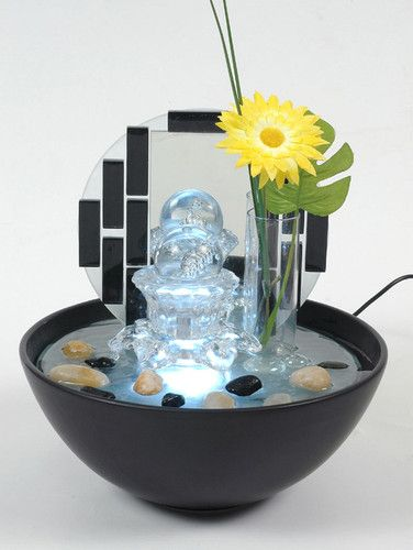 9 best indoor fountains images on pinterest indoor fountain indoor tabletop glass ceramic water feature fountain new df50218 workwithnaturefo