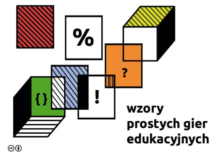 wzory prostych gier edukacyjnych