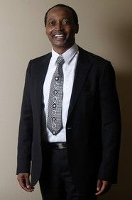 Patrick Motsepe - Self-made South African billionaire with a net worth of 3.3 billion dollars