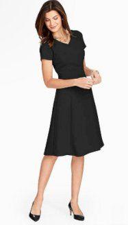 Feminine women's work dresses 03