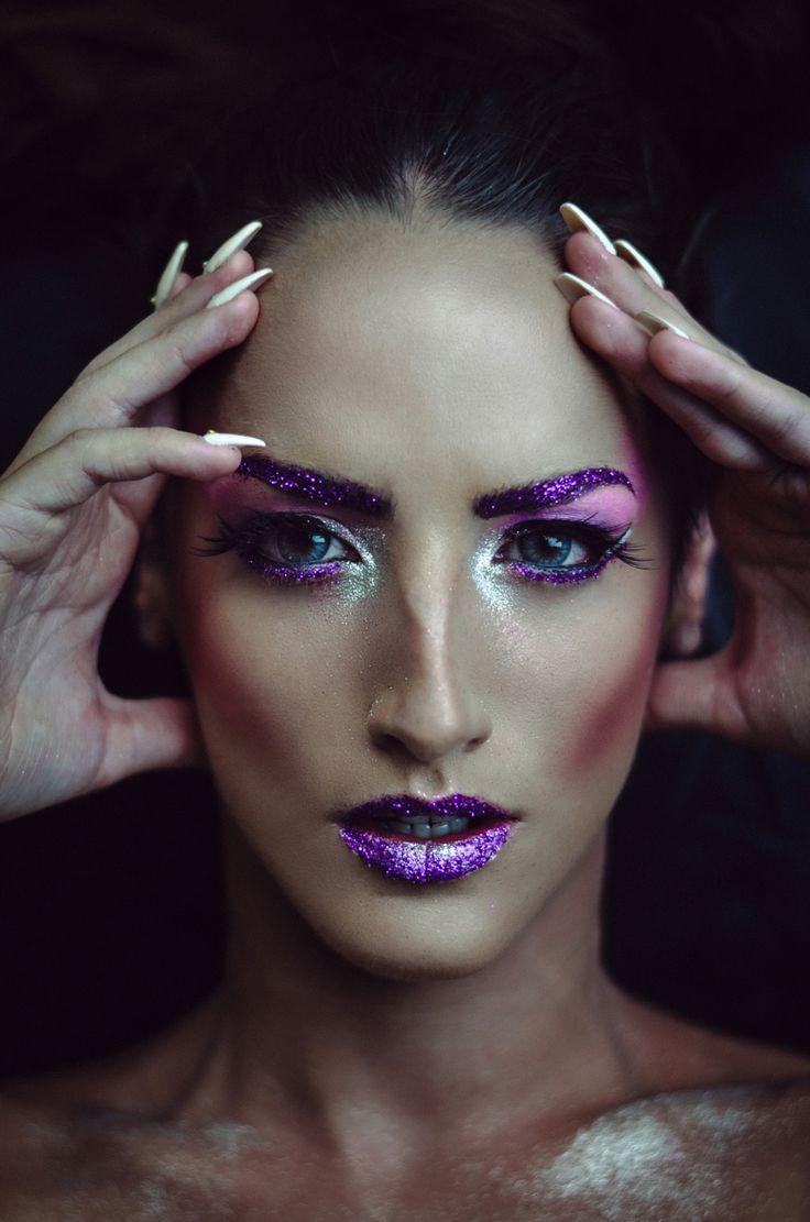 Photograph Atlas by Nikos Avdikos on 500px  #makeup #portrait #photography #model #conceptual
