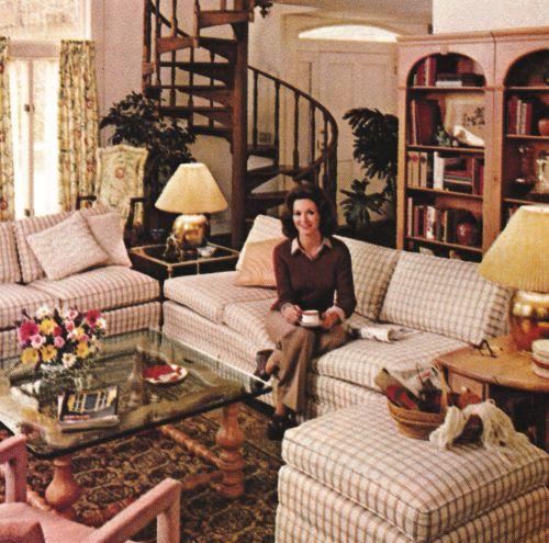 515 best 1980s DECOR images on Pinterest | Living room ...