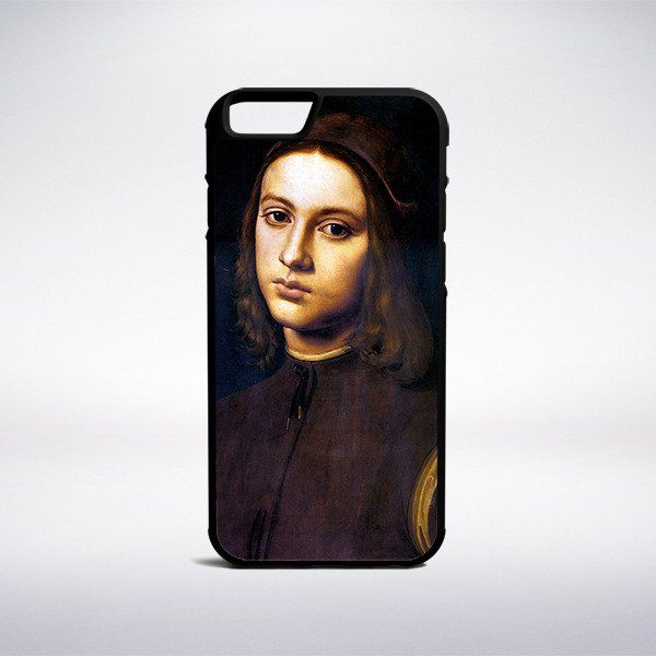 Pietro Perugino - A Young Man Phone Case – Muse Phone Cases