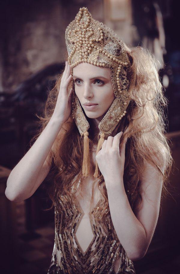 Fashion Shoot Saint Bartholomew UK by Ingrid Irsigler, via Behance