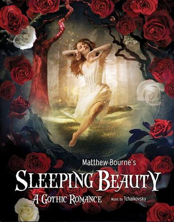 Matthew Bourne's Sleeping Beauty.  23 Oct 2015.